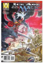 Magic The Gathering Ice Age Issue #2 Charles Vess Rafael Kayanan 1995 - $4.50