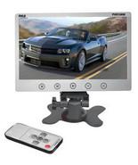 10'' Hi-Res Widescreen Digital Monitor Display Screen, Dual RCA Video In... - $143.62