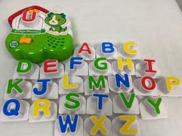 Leap Frog Fridge Phonics Scout Dog 100% Alphabet Complete - $15.19
