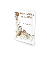 Lost Ledges of the West - $19.95