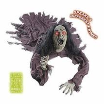 WIDMANN Zombie de Halloween 140 cm, con luz y sonido - $68.97