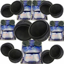 """1.5/"""" MICRO TWEETER PAIR 550W CAR TRUCK HARD DOME BUILT IN CROSSOVER US SHIPPER"""
