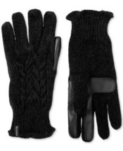 Isotoner SignatureWomen's Touchscreen Chenille Cable-Knit Gloves - $25.00+