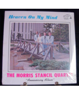 "Morris Stancil Quartet - Heaven On My Mind ""Anniversary Album"" SLPS-1082... - $10.00"