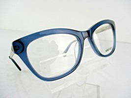 Nine West NW 8005 (434) Crystal Navy  51 x 17 135 mm  Eyeglass Frames - $51.96