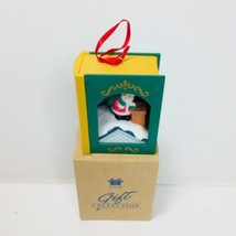 Avon Storybook Classic The Night Before Christmas Vintage Light Up Ornament - $12.19