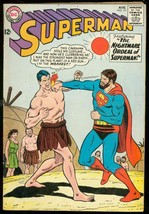 SUPERMAN #171 1964-DC COMICS-CAVE MAN COVER BOXING FN - $44.14