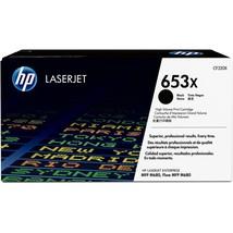 HP 653X Original Toner Cartridge - Single Pack - Laser - High Yield - 20000 Page - $141.33