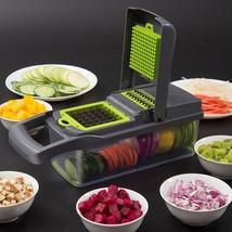 Multi-Function Vegetable Chopper Slicer Dicer Grater Kitchen Tool - $35.75+