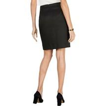 Anne Klein Womens Pencil Skirt - Black 12 - $27.99