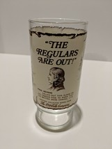 Coca Cola Heritage Collection Glass Paul Revere The Regulars are Out War... - $9.74