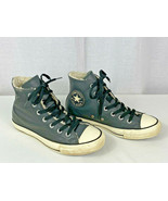 Converse Chuck Taylor Gray Leather City Hiker Shoes Sherpa Lined Mens 5 ... - $39.59