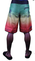 T.I.T.S. Two In The Shirt Hot Girl Beach Jamaica Swim Surf Board Shorts Size: 28 image 5