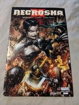 Necrosha X Xmen Xforce New Mutants Marvel Comic Book One Shot Wolverine - $10.95