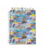 Nickelodeon Notebook Journal Diary Vinyl Book 5 Tab Rugrats Ren Stimpy R... - $8.90