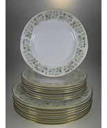 Royal Doulton Westfield Lot 7 Salads & 8 Bread & Butter Plates - $68.21