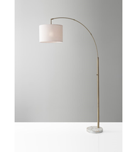 Adesso 4249-21 Floor Lamps Bowery - $170.00