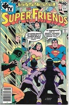 The Super Friends Comic Book #23 DC Comics TV Series 1979 VERY FINE - $9.74