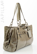 Coach Chelsea Jayden Carryall Satchel Shoulder Bag Handbag purse  - $1.834,05 MXN