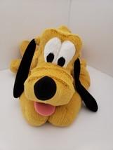 Authentic Original Disney Parks Disney World Stuffed Animal Plush Pluto - $12.73