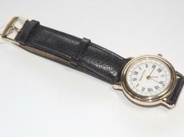 Tiffany & Co. 34mm 18K Solid Gold Roman Quartz Alarm Watch Ref. M193 - $2,173.05