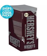 HERSHEY'S Chocolate Candy Bars, Extra Large, 4.4 Ounce Bar (Pack of 12) - $39.99