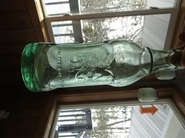 Coca-Cola Bottleing Co. Salena Kans. Raíz 27 , con Relieve Indios Verde,... - $71.24
