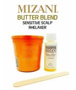 Mizani Butter Blend Sensitive Scalp 7.5-ounce Rhelaxer with 1.81-ounce A... - $10.44