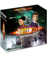 Doctor Who: New Adventures - Audio/Spoken 6X CD ( New Sealed ) - $43.80