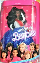 Barbie Doll - UNICEF Barbie AA image 4