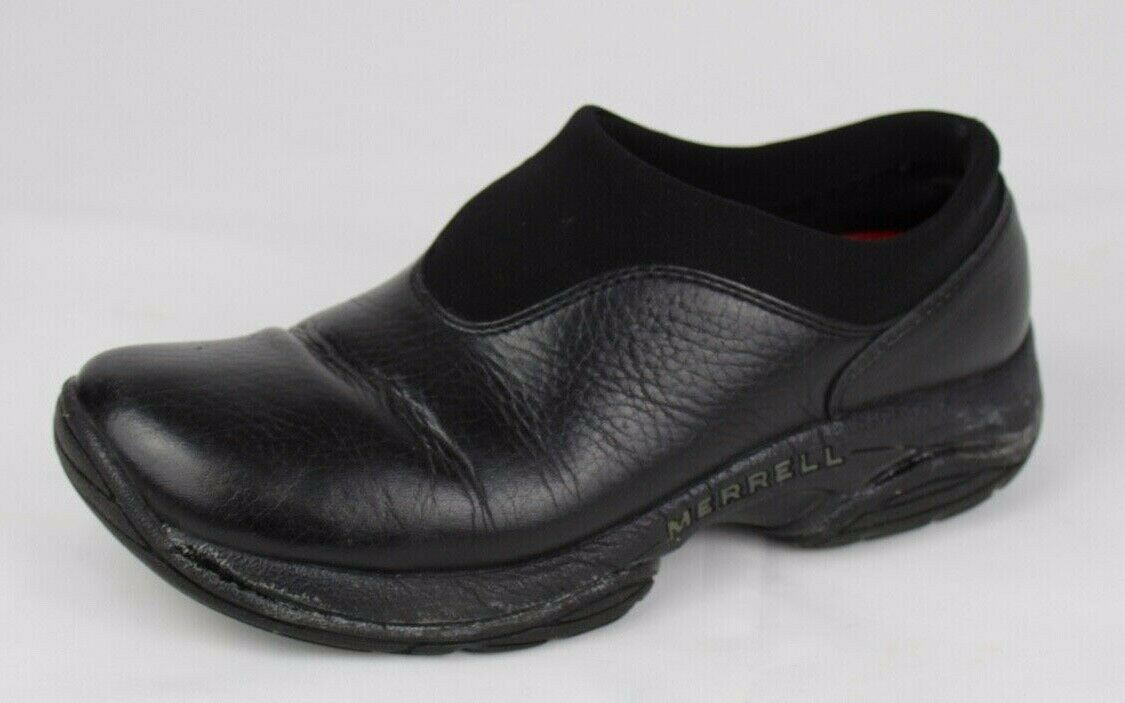 Merrell Coussin D'Air Forme Femmes Performance Chaussures Noir - Taille 7M