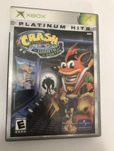 Crash BandicootThe Wrath of Cortex (Microsoft Xbox, 2003) Tested Works N... - $9.85