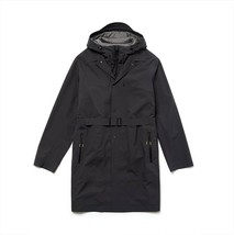 Lacoste Motion 3-in-1 Raincoat With Detachable Vest, Dark Grey Size L /5... - $179.75