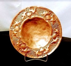 Copper Plate AB 357 Vintage Ornate