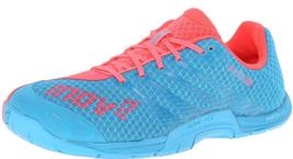 Inov-8 F-Lite 235 Size US 7.5 M (B) EU 38 Women's Cross Training Shoes Blue Pink
