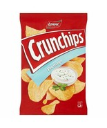 LORENZ Crunchips FROMAGE Cheese potato chips -150g - FREE US SHIPPING - $8.86
