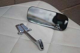 Stainless Inside Rearview Mirror Head Chrome Mounting Bracket Chevy GMC Truck - $44.50