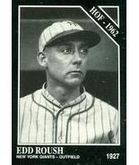 Edd Roush Baseball Card (New York Giants) 1991 Sporting News Conlon Coll... - $3.00