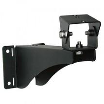 Panasonic PWM800 security camera Wall/Pole Mount Bracket, Black video L ... - $19.97
