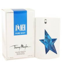 Angel Pure Shot By Thierry Mugler Eau De Toilette Spray 3.4 Oz 501762 - $80.03