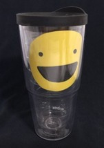 Tervis Shoebox Hallmark Smiley Face Plastic Tumbler - $14.84