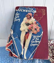 Book Queen Mum Elizabeth 1926 Biography Hardback Duchess Of York - $20.00