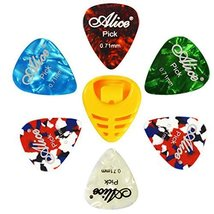 6 PCS Fingers Music Play Guitar Picks Acoustic Guitar Thickness -0.71 MM - $10.94
