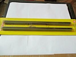 """Micro-Trains Micro-Track # 99040901 (599) Flex Track 12.5"""" (317.5mm) Z-Scale image 2"""