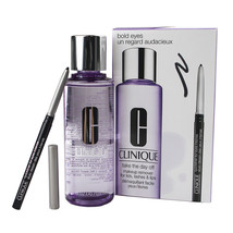 Clinique Bold Eyes Set, Quickliner for eyes Intense & Take the Day Off - $21.00