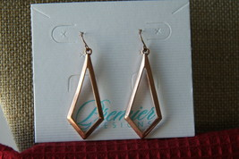 Premier Design Earrings (new) DAILY - ROSE GOLD  EARRINGS  (31111) - $22.95