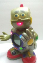 2001 Fisher Price - Kasey The Kinderbot Educational Robot Learning Toy ABC - $49.99