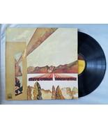 Stevie Wonder Innervisions Vinyl Record Vintage 1973 Tamla - $53.00