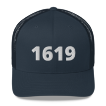 1619 Hat / Spike Lee Hat // 1619 Baseball Cap / 1619 Trucker Cap image 6