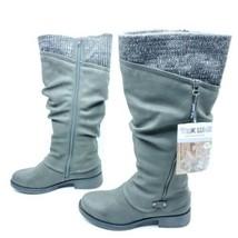 Muk Luks Bianca Women's Boot 8 Us - Gray - $79.17